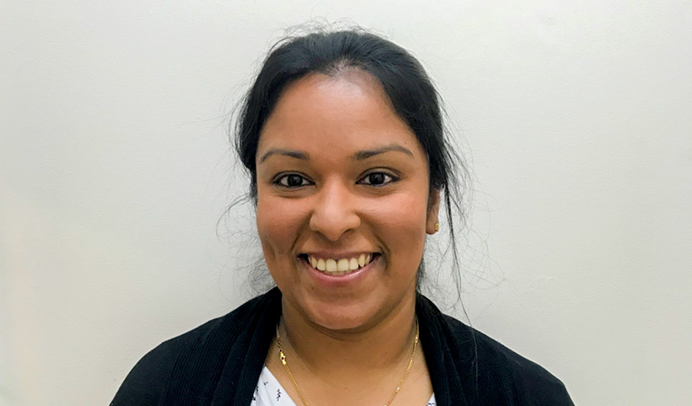 Dr Niroshe Amarasekera is this year's Victorian General Practice Supervisor of the Year